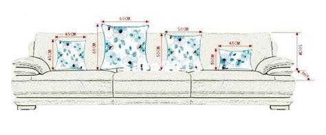 pillow sizes for sofa pillow sizes search jardin