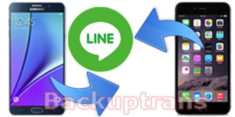 chat between iphone and android transfer line chat history between android and iphone in clicks