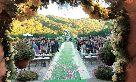 affordable vineyard weddings in southern california tuscan inspired vineyard wedding in malibu california