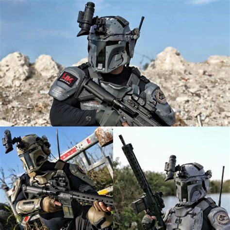 Future Armor Army Style Samsung boba fett armor lavahotdeals