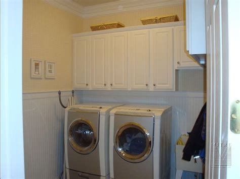 Wainscoting Cabinets by Wainscoting Chair Rail Laundry Room Beadboard Wainscoting
