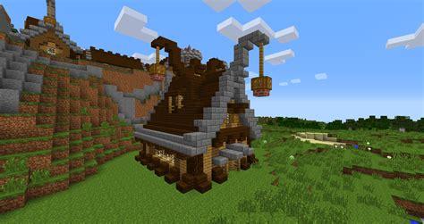 plan de minecraft en bois images