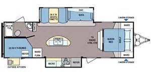 coleman popup cers floor plans 2015 dutchmen coleman 296bh comparison compare trailers