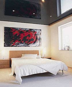 black and white wall for bedroom 1 wall decal