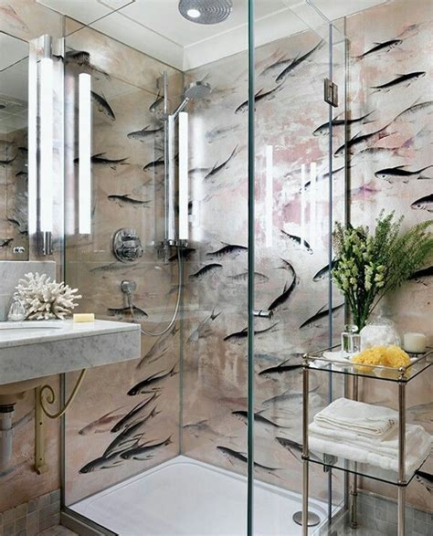 fish wallpaper for bathroom best 25 fish wallpaper ideas on pinterest bathroom