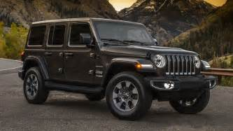 Jeep Wrangler Starting Price 2018 Jeep Wrangler Unlimited Will Start At 30 445