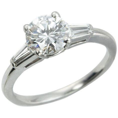 Engagement Ring Prices by Cartier 1 Carat Engagement Rings Prices