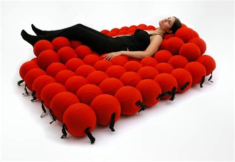feel seating system the feel deluxe a unique seating system made of balls