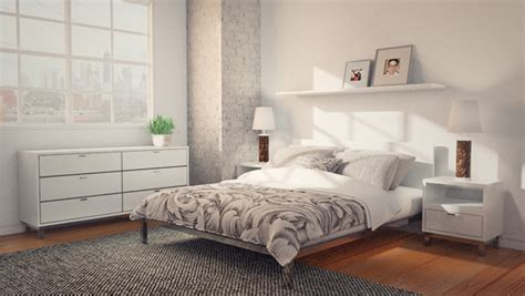 Parts Of Bedroom In How To Model And Render A Realistic Bedroom In Cinema 4d