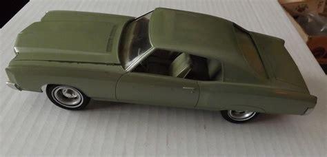 1970 monte carlo dealer promo cars price guide