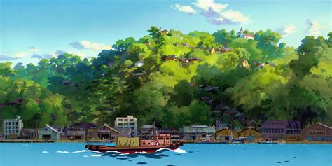 from up on poppy hill high res wallpapers from up on poppy hill
