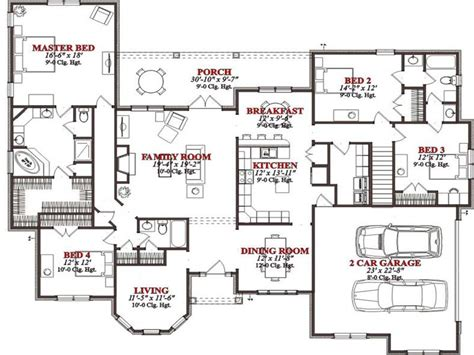 house plans free download house plans 4 bedroom house plans pdf free download 4