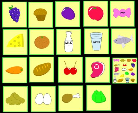 Gift Card From - food cards from my flash game by lyra elante on deviantart