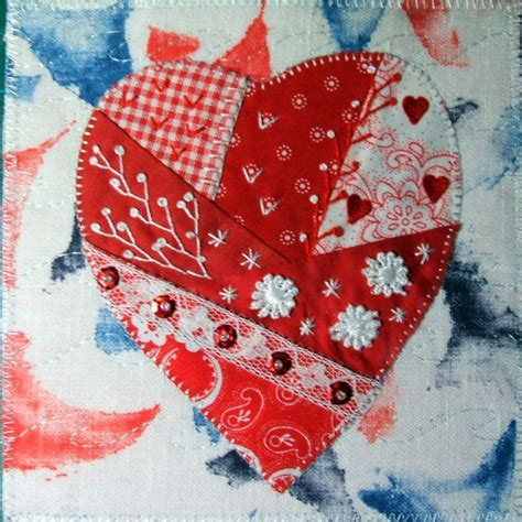 582 best cq hearts pincushions etc images on