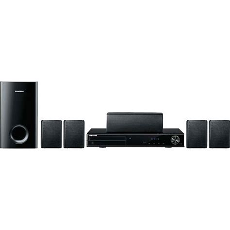 Samsung Home Theater 5 1ch Ht E453hk Samsung Ht Z210t 5 1 Channel Home Theater System Ht Z210t B H