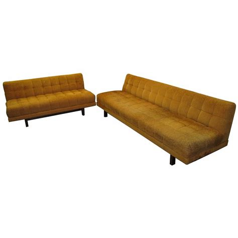 2 piece sectional sofa for sale stunning harvey probber style 2 piece sectional sofa mid