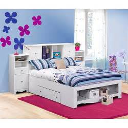 Teen Bedroom Furniture Sets Dixie 4 Piece Bedroom Set Walmart Com