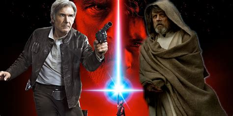star wars the last 0241281091 star wars 8 is better than force awakens screen rant