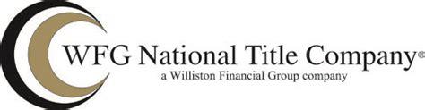 wfg national title company  katy news