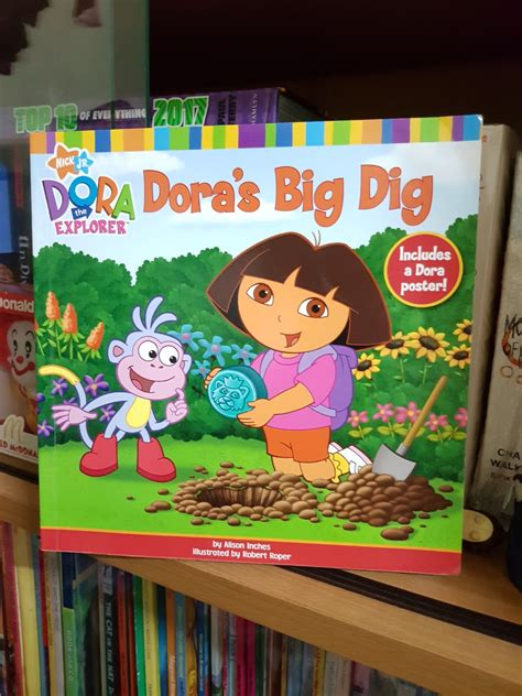 Dora The Explorer Books Books Children S Books On Carousell
