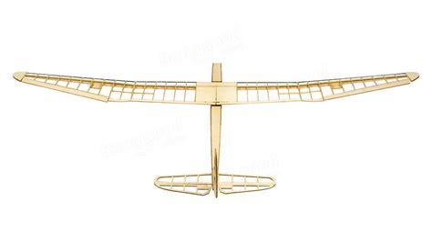 Seaplane Balsa Wood Airplane 1600mm Kit Only Terurai upgraded sunbird v2 0 1600mm wingspan balsa wood rc airplane glider kit sale banggood