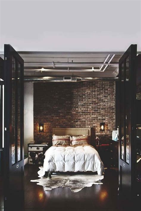 industrial decorating ideas 35 edgy industrial style bedrooms creating a statement