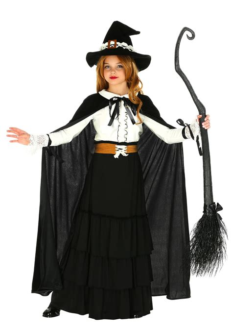 Dress Salem s salem witch costume