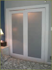 Lowes Closet Doors For Bedrooms Frosted Glass Closet Doors Lowes Home Design Ideas