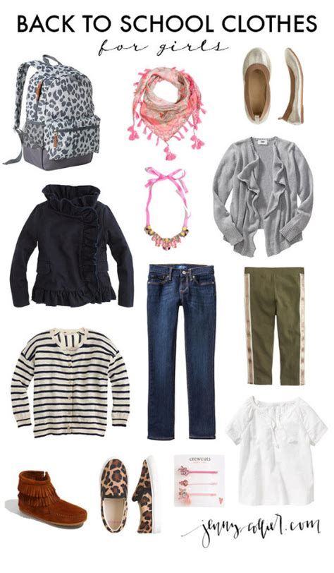 back to school clothes 187 collier