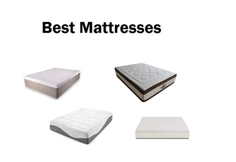 Best Mattress Company Reviews by Top Mattresses Reviews Bag The Web