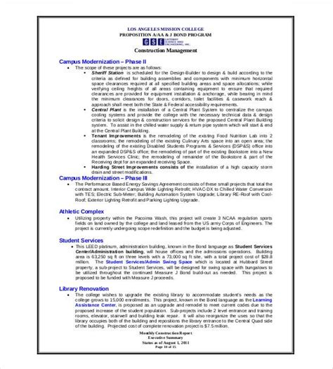science project written report sle written report project work sle 28 images written