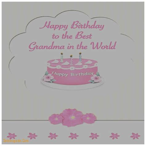 printable birthday cards grandparents birthday cards beautiful grandmother birthday card