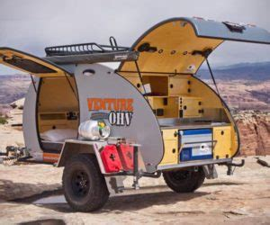 Retro Camper by 15 Small Camper Trailers With Which To Enjoy The Outdoors