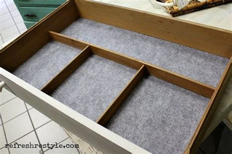 Felt Shelf Liner by Felt Drawer Liner Chest Of Drawers