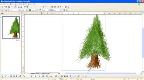 cara membuat pohon natal origami kecoakterbang cara membuat kartu natal di open office draw