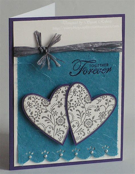 how to make a wedding card free designer paper for wedding cards 187 rainy day creations
