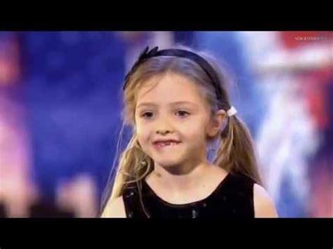 amazing auditions 15 olivia binfield britains got watch olivia binfield from britain s got talent visits