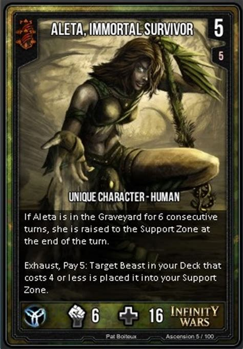 infinity wars aleta image ascension aleta immortal survivor jpg infinity