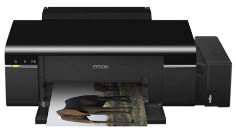 Printer Epson Inkjet Photo L800 tecnoflash impresora fotogr 225 fica epson l800