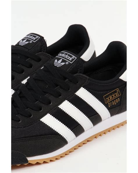 adidas dragon trainers blackwhiteoriginalsshoesogmens