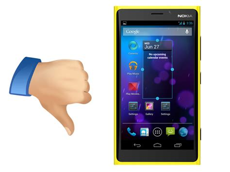 nokias first android phone priced at 110 in vietnam liliputing image gallery nokia android