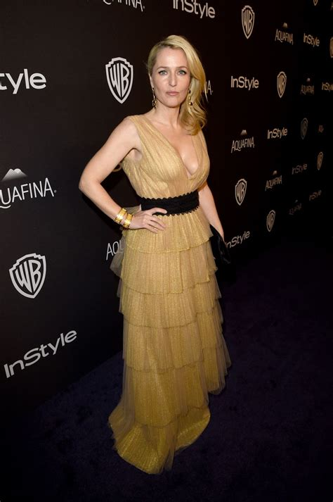 In Style And Warner Bros 2007 Golden Globe After by Gillian Instyle And Warner Bros Golden Globe