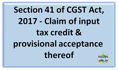 section 41 of income tax section 10 of it act 28 images section 42 of cgst act