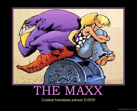 Tv Akari Big Maxx Raging Nerdgasm The Maxx Then And Now Review From Mcfarlane Toys And Shocker Toys