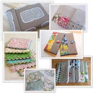 12 pretty gift ideas to sew fabric scrap ideas pinterest