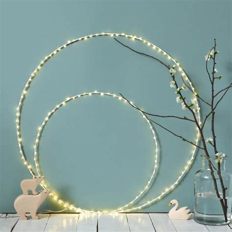 Le Cercle Led 5849 by Cercle Lumineux Blanc 224 Leds Wish List