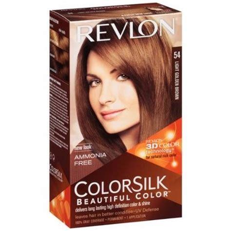 golden brown testo ideabellezza it revlon colorsilk tinta per capelli 54