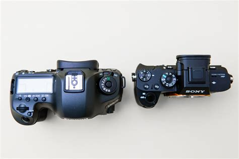 Kamera Sony A7r 2 canon 5ds r vs sony a7r ii pixlarnas k kamera bild
