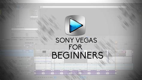 vegas pro beginner tutorial sony vegas pro 13 editing tutorial pan crop color