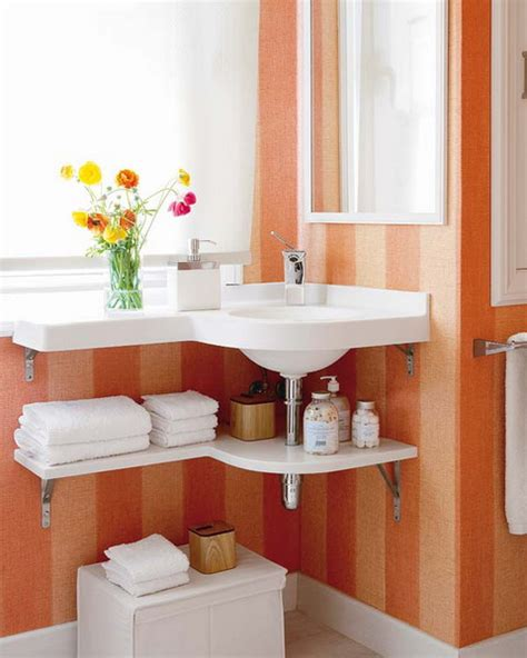 shelving ideas for small bathrooms 11 creative bathroom storage ideas ama tower residences
